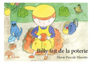 Billy fait de la poterie e